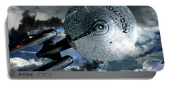 Star Trek Into Darkness, Original Mixed Media Portable Battery Charger
