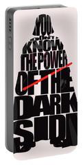 Star Wars Inspired Darth Vader Artwork Portable Battery Charger