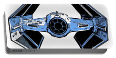 Star Wars Tie Fighter Advanced X1 Portable Battery Charger