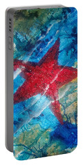 Starfish 2 Portable Battery Charger by Judi Goodwin
