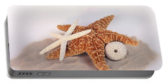 Starfish Still Life Portable Battery Charger