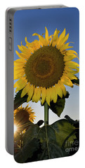 Starlight And Sunflowers - D008092 Portable Battery Charger
