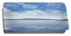 Starling Murmuration  Portable Battery Charger