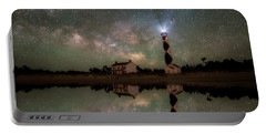 Starry Reflections Portable Battery Charger
