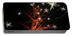 Stars In The Tree Portable Battery Charger
