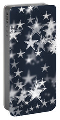 Stars Of America Portable Battery Charger by P S