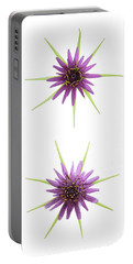 Stars Of Salsify Portable Battery Charger