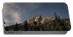 Stars Over Grand Teton Portable Battery Charger