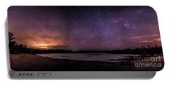 Stars Over Lake Eaton Portable Battery Charger