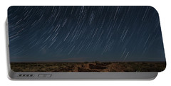 Portable Battery Charger featuring the photograph Stars Remain Unchanged by Melany Sarafis