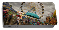 State Fair Of Oklahoma II Portable Battery Charger