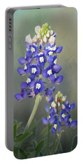 Portable Battery Charger featuring the photograph State Flower Of Texas by David and Carol Kelly