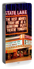 State-lake Theater Portable Battery Charger