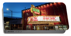 State Theatre Traverse City Portable Battery Charger