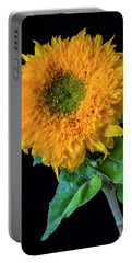 Stately Sunflower Portable Battery Charger
