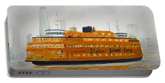 Staten Island Ferry Portable Battery Charger