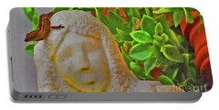 Statue Lizard  Portable Battery Charger
