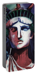 Statue Of Liberty Hb5t Portable Battery Charger by Gull G