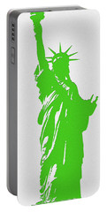 Statue Of Liberty No. 9-1 Portable Battery Charger