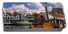 Stavanger Harbor Portable Battery Charger