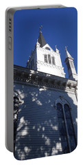 Ste. Anne Catholic Church Tower Portable Battery Charger