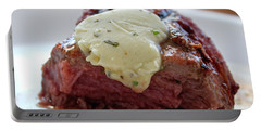 Steak  Portable Battery Charger