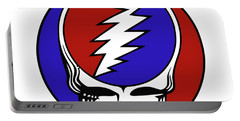 Steal Your Face Portable Battery Charger