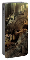 Steam Engine No 4 Portable Battery Charger