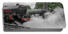 Steam Locomotive Drama Portable Battery Charger
