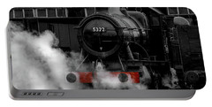 Steam Train Selective Colour Portable Battery Charger