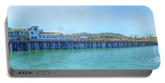 Stearns Wharf Portable Battery Charger
