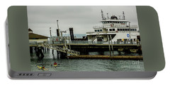 Steilacoom Ferry,washington State Portable Battery Charger