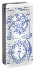 Stellar Compass Patent Portable Battery Charger