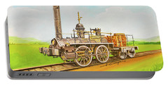Steam Engine Mississippi Portable Battery Charger