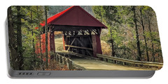 Sterling Covered Bridge Portable Battery Charger
