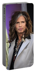 Steven Tyler Portable Battery Charger by Nina Prommer