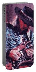 Stevie Ray Vaughan - 25 Portable Battery Charger