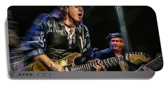 Stevie Ray Vaughan - Couldn't Stand The Weather Portable Battery Charger