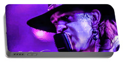 Stevie Ray Vaughan- Voodoo Chile Portable Battery Charger