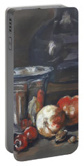 Still In Oil After Paul Chardin Portable Battery Charger