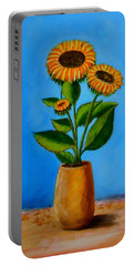 Still Life 2 Portable Battery Charger