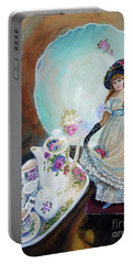 Still Life Emerging Portable Battery Charger