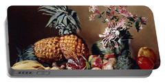 Still Life With Pineapples, 1908 Portable Battery Charger