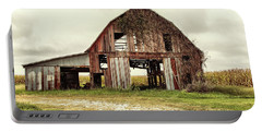 Still Standing Ohio Barn  Portable Battery Charger