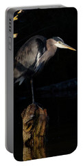 Stillness On The Hunt Portable Battery Charger