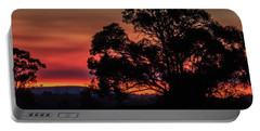 Stirling Range Sunset Portable Battery Charger