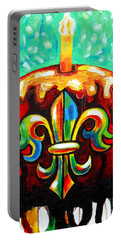 Stl250 Cakeway To The West Payne Gentry House Fleur De Lis Cake Portable Battery Charger
