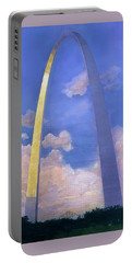 St.louis Gateway Arch Portable Battery Charger