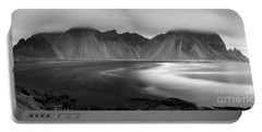 Stokksnes Iceland Bandw Portable Battery Charger