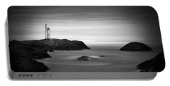 Stokksnes Lighthouse Portable Battery Charger